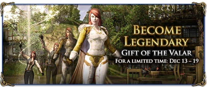 LotRO begins selling instant level 50 characters