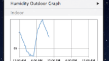 AtmoBar brings Netatmo weather data to the Mac