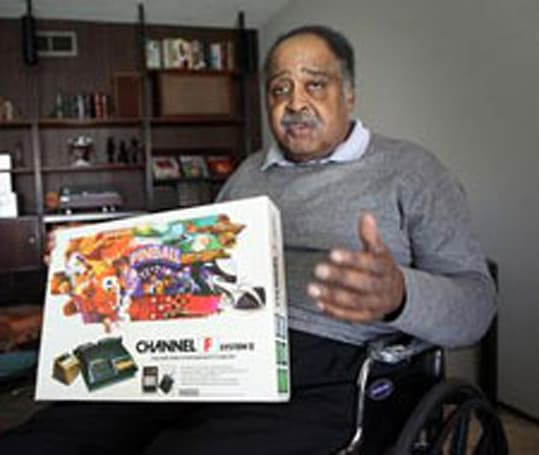 Game console pioneer Jerry Lawson dies at 70