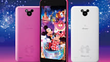 (訂正)2016年夏のディズニースマホは『エレクトリカルパレード』、Disney Mobile on docomo DM-02Hは7月上旬発売