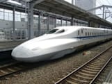 Type N700 bullet train is Japan's fastest yet