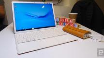 華為 MateBook 抵港,輕薄流動文書工作站