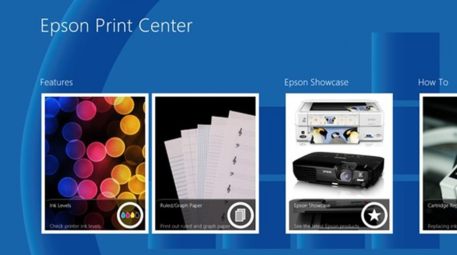 Windows 8 streamlines printing puts old architecture on for Windows 8 architecture