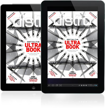 Distro Issue 25: Ultrabook overload, Snap Analysis and Gina Trapani