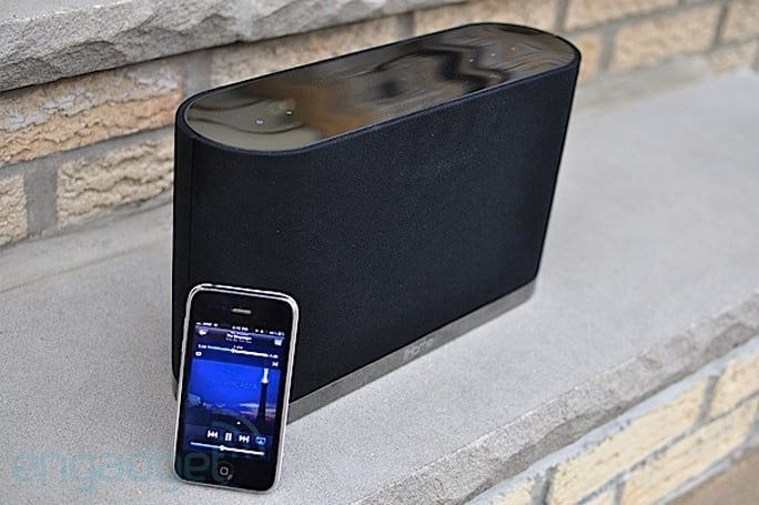 iHome iW1 AirPlay wireless audio system finally available now, again, sort of