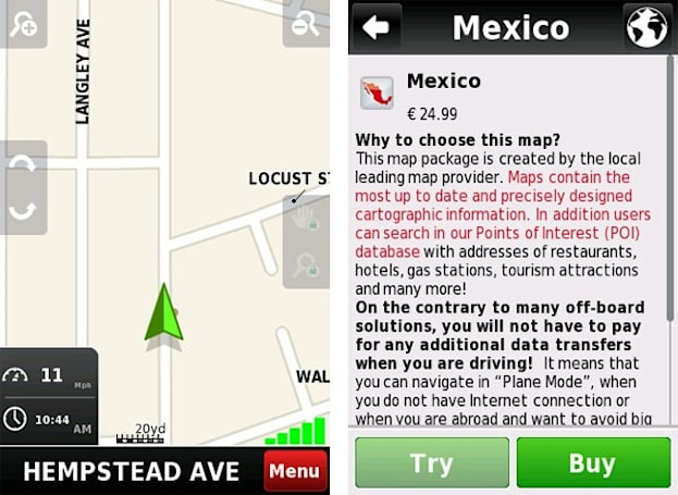 nDrive debuts navigation solution for webOS 2.0, offers assistance for your next global adventure