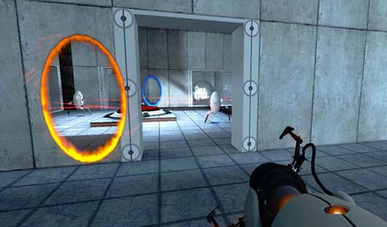 Portal 1 has sold four million, excluding Steam sales