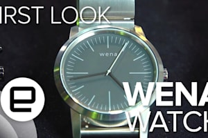 First Look: Sony Wena Watch