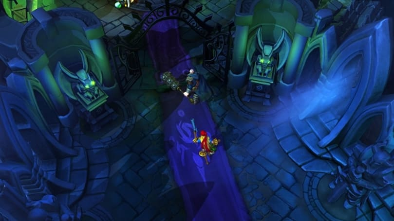 PAX Prime 2014: Strife learns from the past