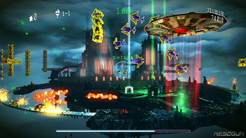 Resogun Defenders brings two new modes to PS4 next year