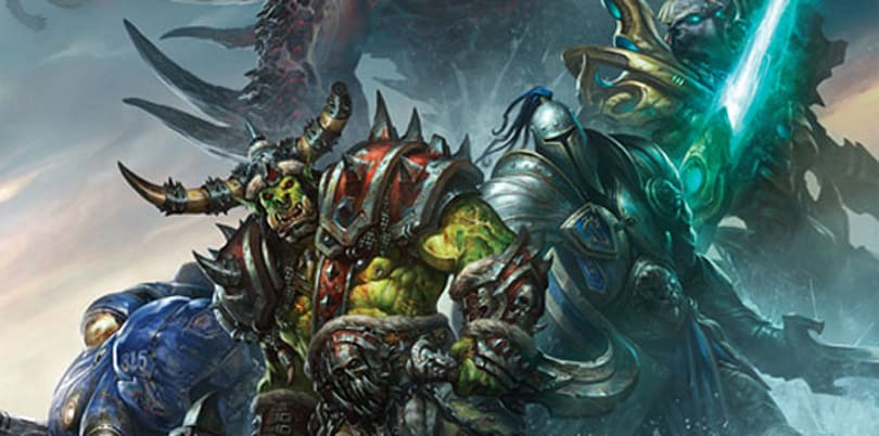 Enter to win The Art of Blizzard Entertainment