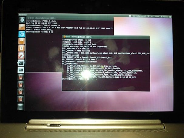 ASUS gives Transformer Prime a bootloader unlock tool, Ubuntu promptly ported