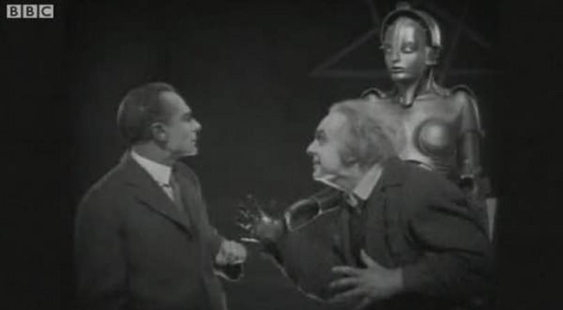 Metropolis gets twenty-five minutes of lost footage, please don't tell Giorgio Moroder