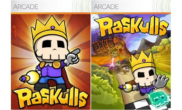 Raskulls XBLA box art to be chosen by fans