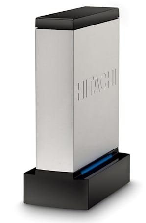 Hitachi introduces 2TB SimpleDrive for digital pack rats
