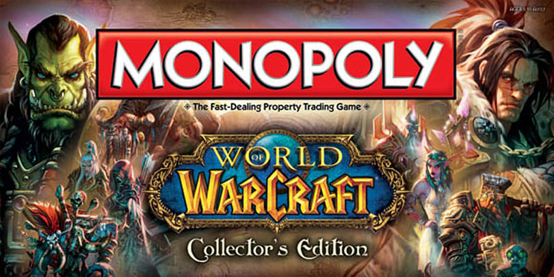 12 Days of Winter Veil Giveaway: World of Warcraft Monopoly