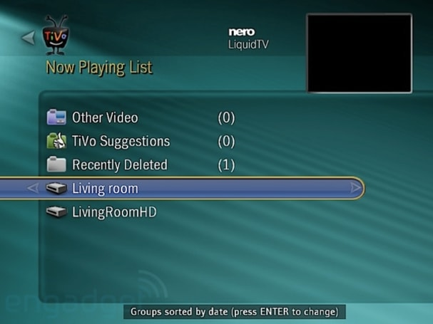 Nero LiquidTV | TiVo PC gets reviewed