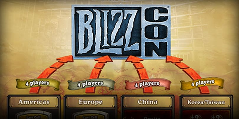 Hearthstone World Championships announced for BlizzCon 2014