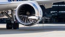 空の安全はドローンが空から見守る! ANAとエアロセンスがドローンを使った機体整備点検作業を実験:旅人目線のデジタルレポ
