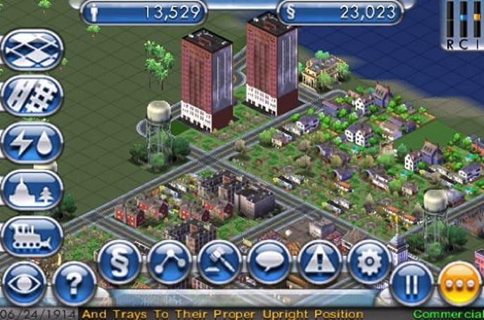 SimCity now available on iPhone