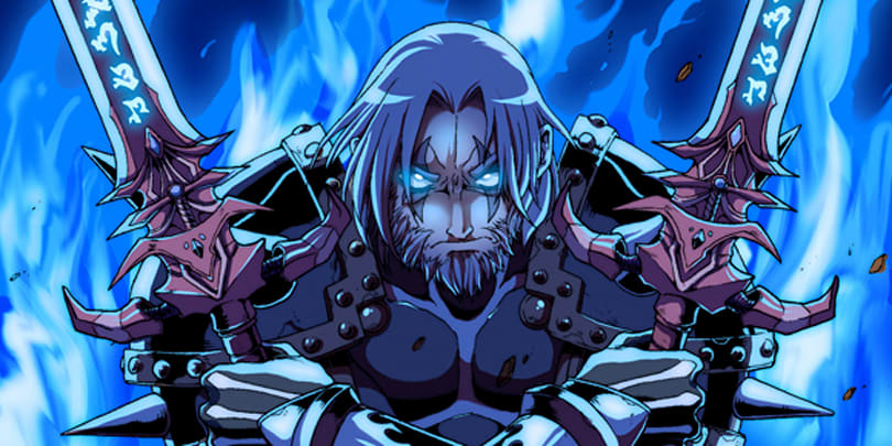 Lichborne: Death knights in Hearthstone