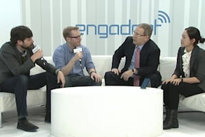 Engadget at CES 2014: Interview with LG EVP Jim Clayton