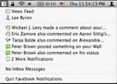 Get your notifications: experimental Mac app from Facebook