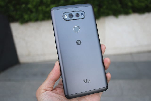 LG V20 評測:影音發燒友的最愛