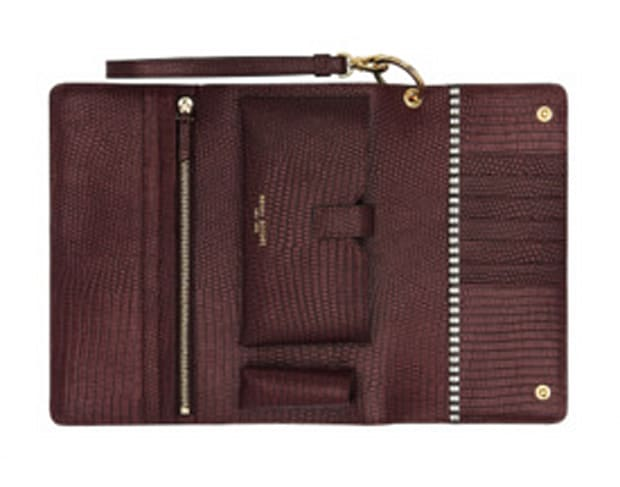 Uptown Lizard Out and About Organizer Wallet