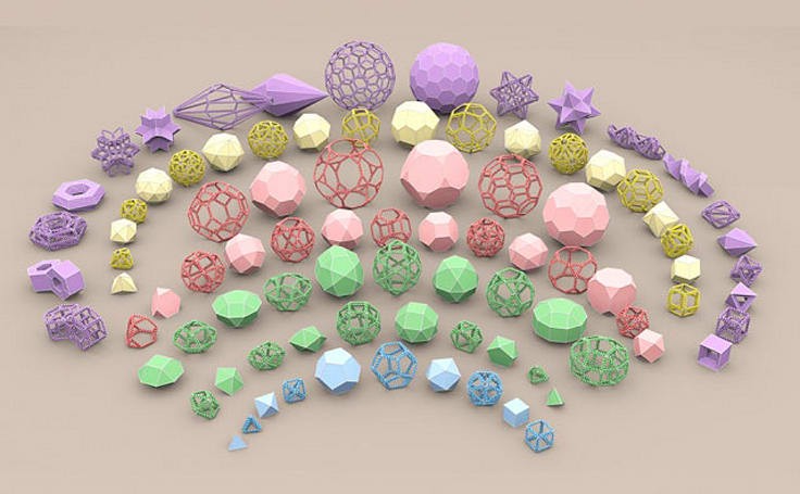 New algorithm performs complex DNA origami