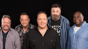 """Kevin James And The Cast Of """"Kevin Can Wait"""" Discuss The Upcoming Premiere"""