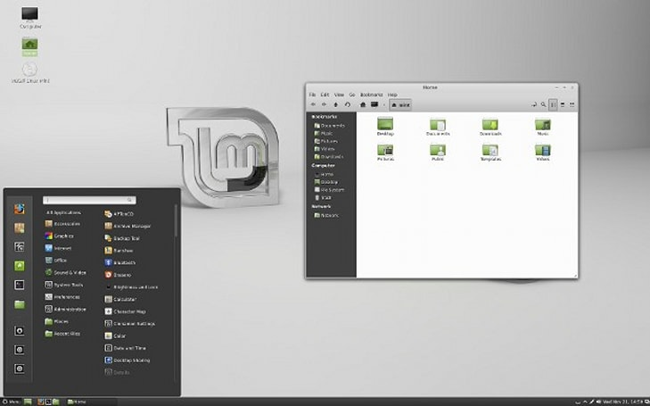 Linux Mint turns 14, settles into young adulthood with Nadia