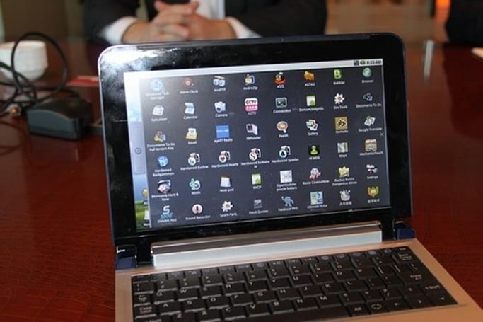 Mobinnova Beam netbook spotted running Android, sporting other improvements