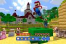 マインクラフトにスーパーマリオが公式参戦。Wii U版Minecraftだけの独占無料DLC、ワールドやスキンを追加