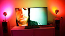 Philips intros Ambilight+Hue integration, 60-inch Elevation TV (video)
