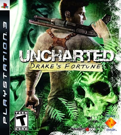 PS3 Fanboy review: Uncharted: Drake's Fortune