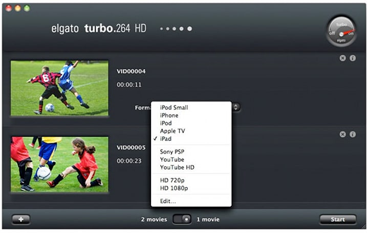 Elgato debuts Turbo.264 HD Software Edition, cuts price of hardware edition
