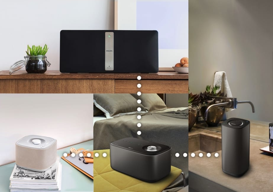 Philips goes after Sonos with its izzy multi-room audio line