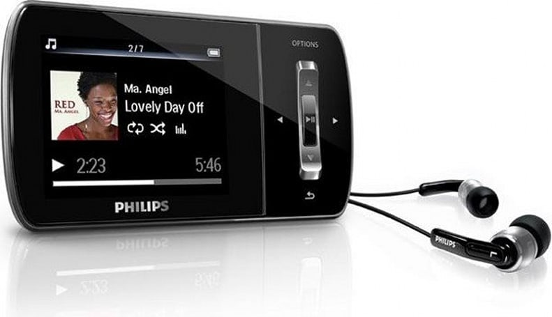 Philips debuts GoGear Ariaz, Opus PMPs