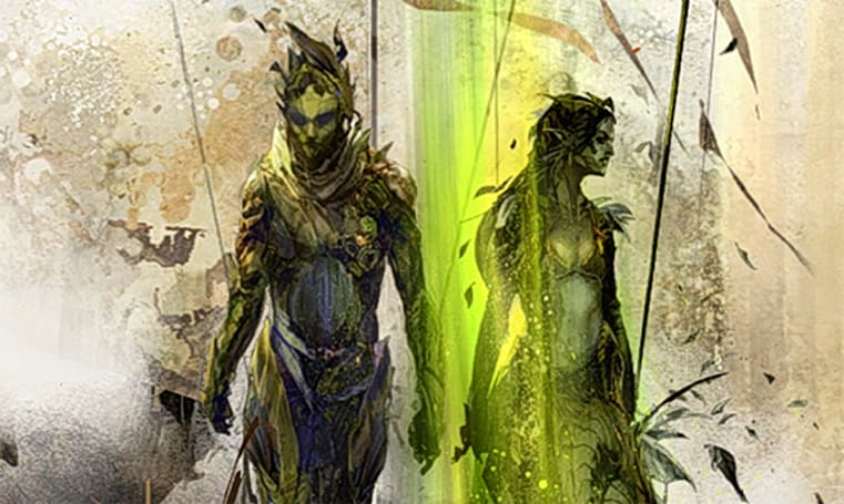 Flameseeker Chronicles: Guild Wars 2's gender divide