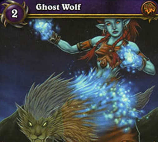 Ghost Wolf taming is here to stay