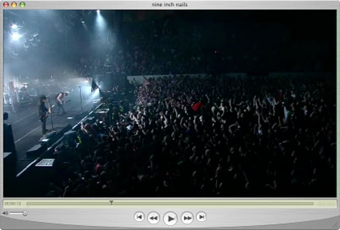 NIN Live: With Teeth tour is (not) first music DVD, HD DVD & Blu-ray release