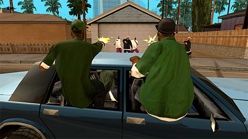 17 songs pulled from GTA: San Andreas in latest Steam update