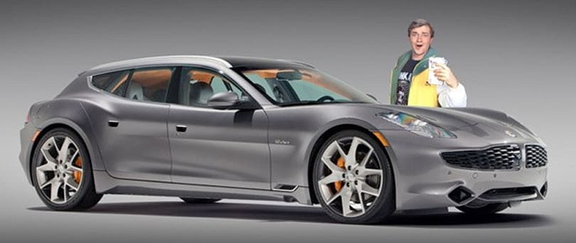 Fisker halting Surf production, but will build you one if you've got a 'big enough checkbook'
