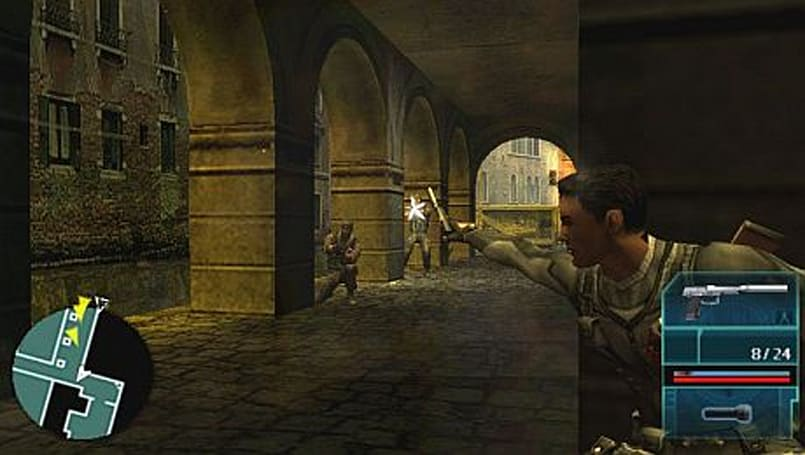 Joystiq impressions: Syphon Filter Logan's Shadow (PSP)