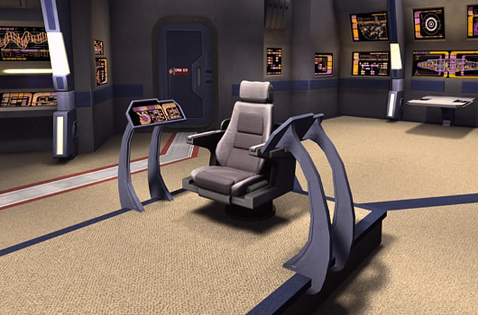 Captain's Log Supplemental: STO's Stephen D'Angelo speaks