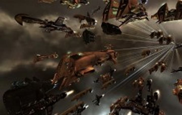 A newbie's first war declaration in EVE Online
