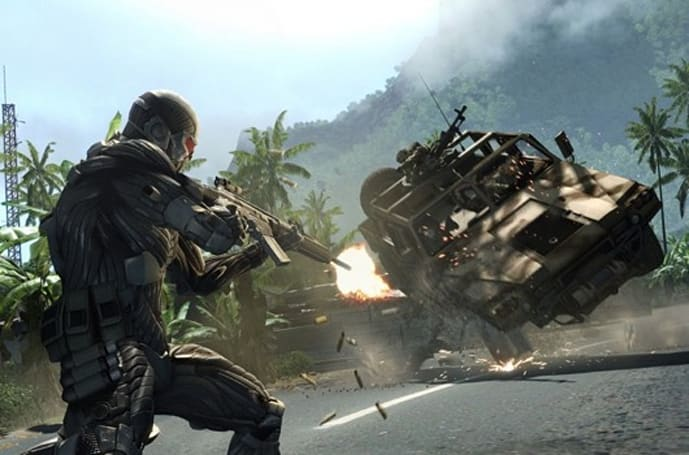 Crysis coming to PSN and Xbox Live this October [updated]