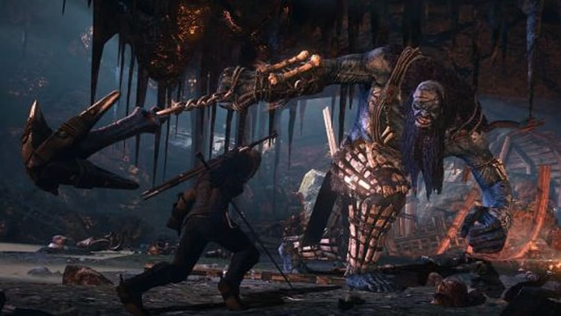 Witcher 3 skipping quick-time events and multiplayer