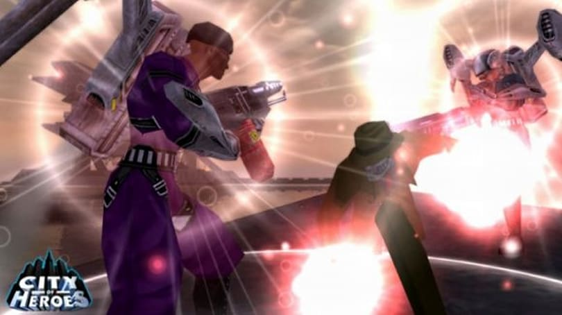 NCsoft trademarks City of Heroes 2